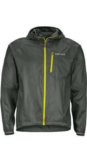 Marmot M's Trail Wind Hoody Dark Zinc